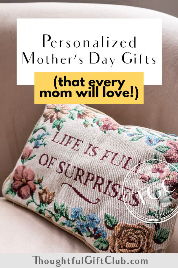 The Best Personalized Gifts for Mother's Day: Options for Every Price Range!