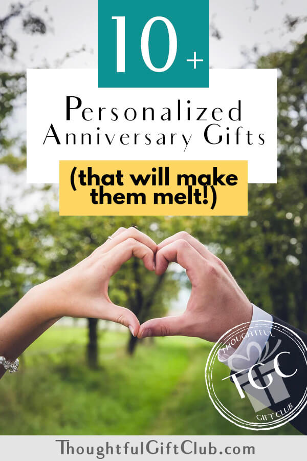 The Best Personalized Anniversary Gifts: Custom Anniversary Gifts that Fit Every Budget!