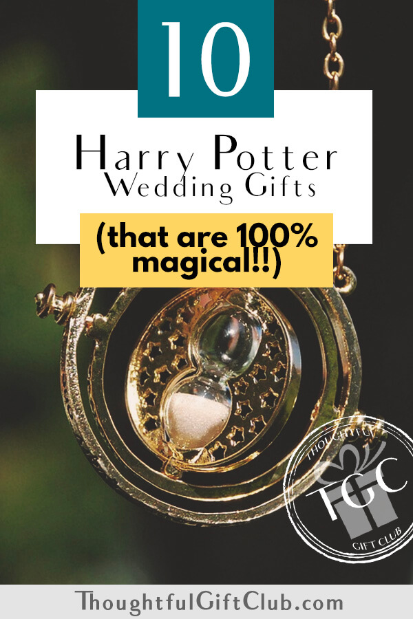 10 Magical Harry Potter Wedding Gifts Every Couple Will LOVE!