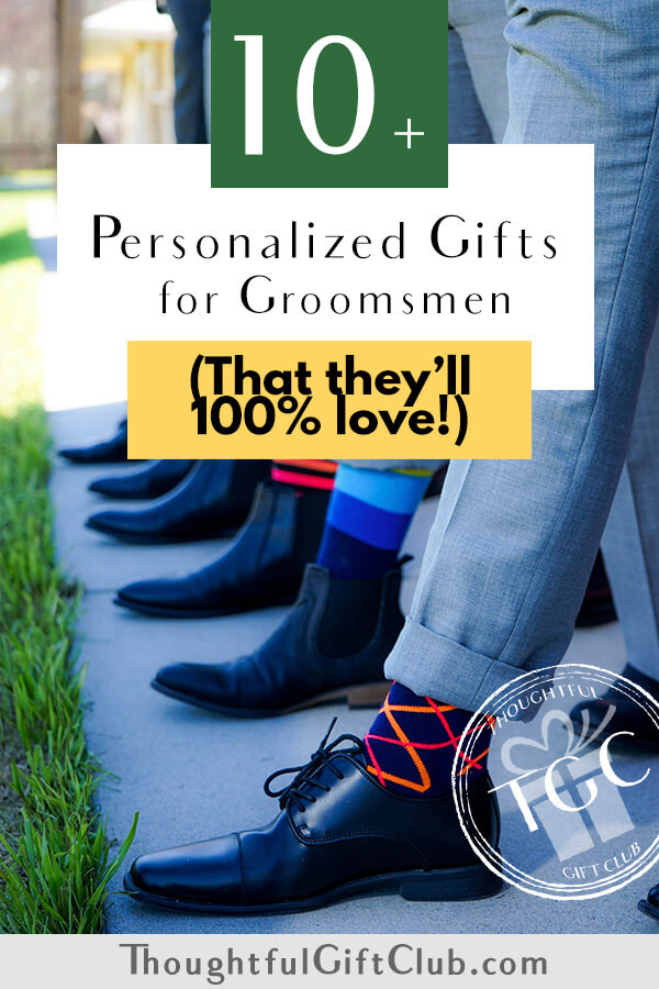 The Best Personalized Groomsmen Gifts: Custom Groomsmen Gifts (for Every Budget!)