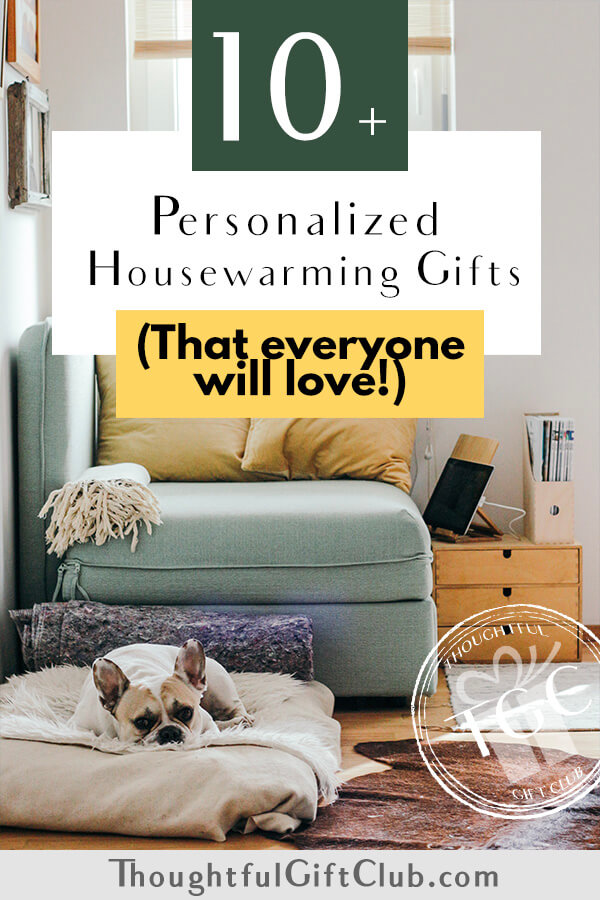 The Best Personalized Housewarming Gifts: Personalized Home Decor (for Every Budget!)