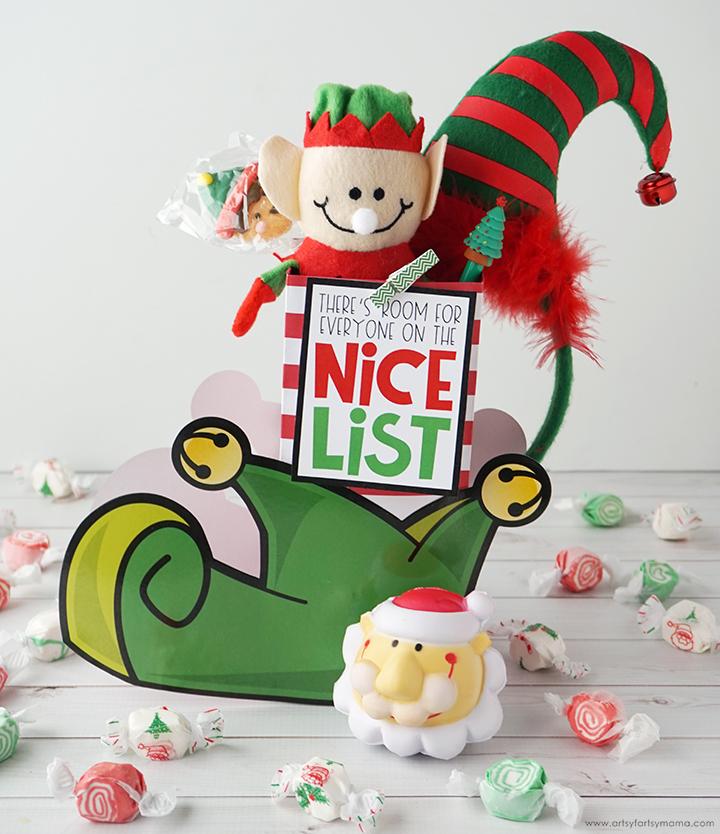 secret elf gift idea