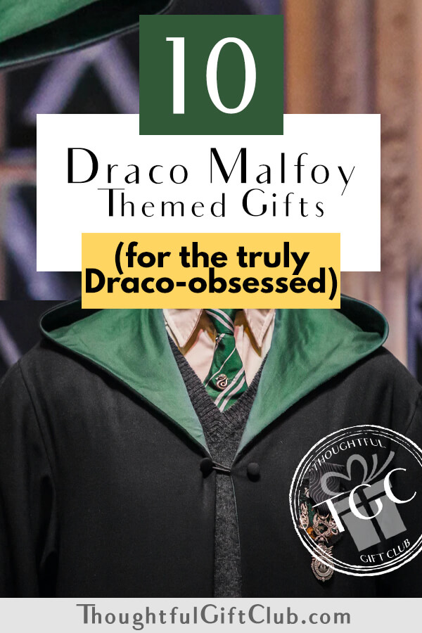 11 Spellbinding Gifts for Draco Malfoy Fans