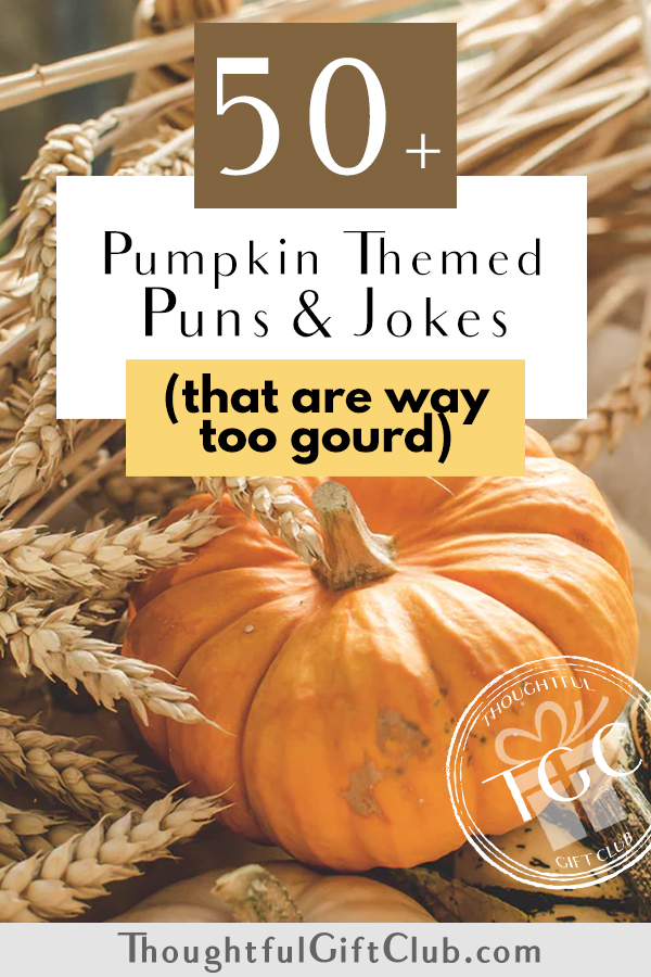 50+ Pumpkin Puns & Jokes for Instagram Captions that Are Too Gourd to Be True