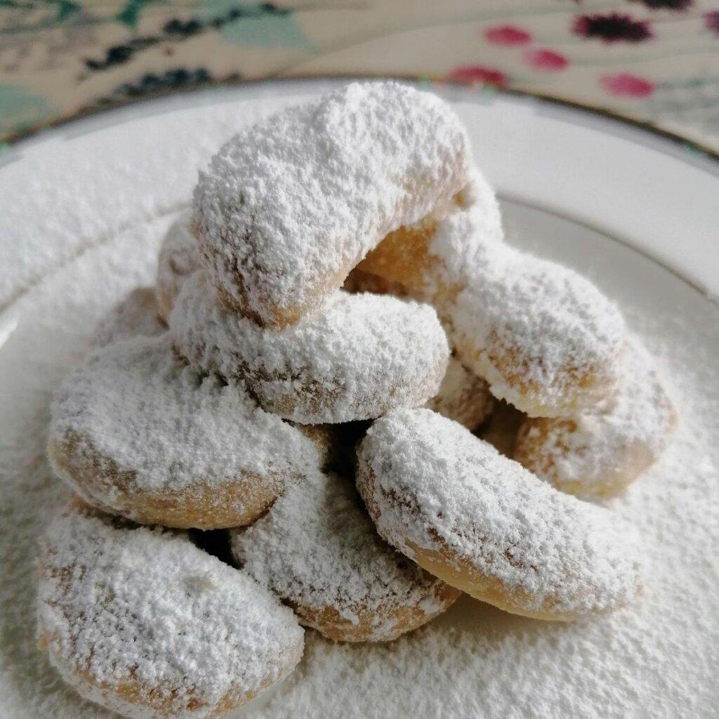 Indonesian butter cookies