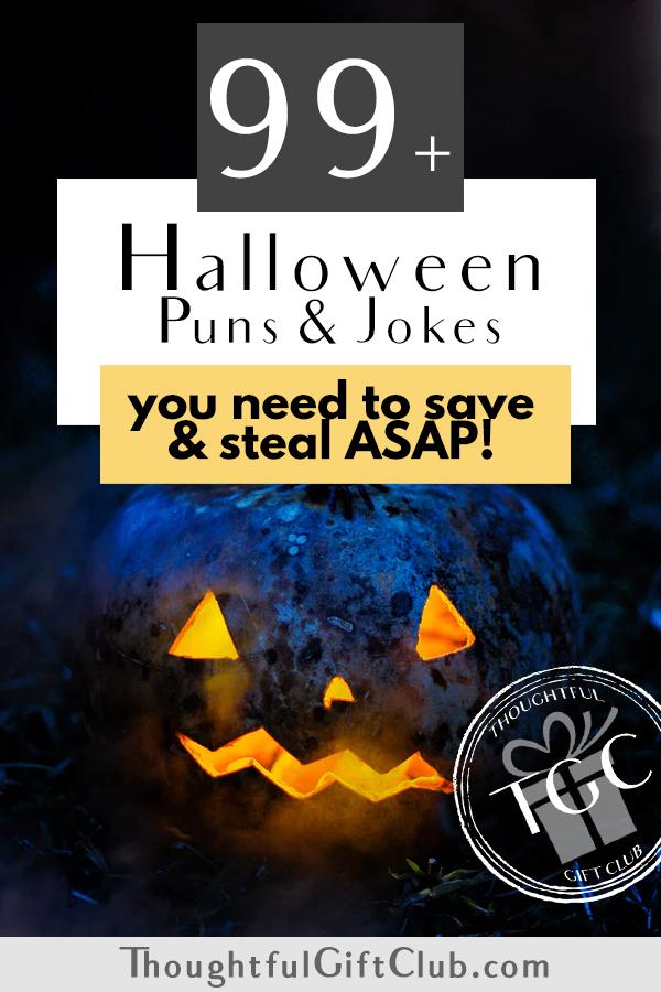 99+ Halloween Puns & Jokes for Eerie-sistible Instagram Captions