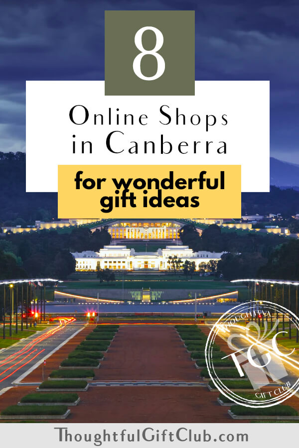 12 Small Businesses to Support in Canberra Selling Gorgeous Gifts Online