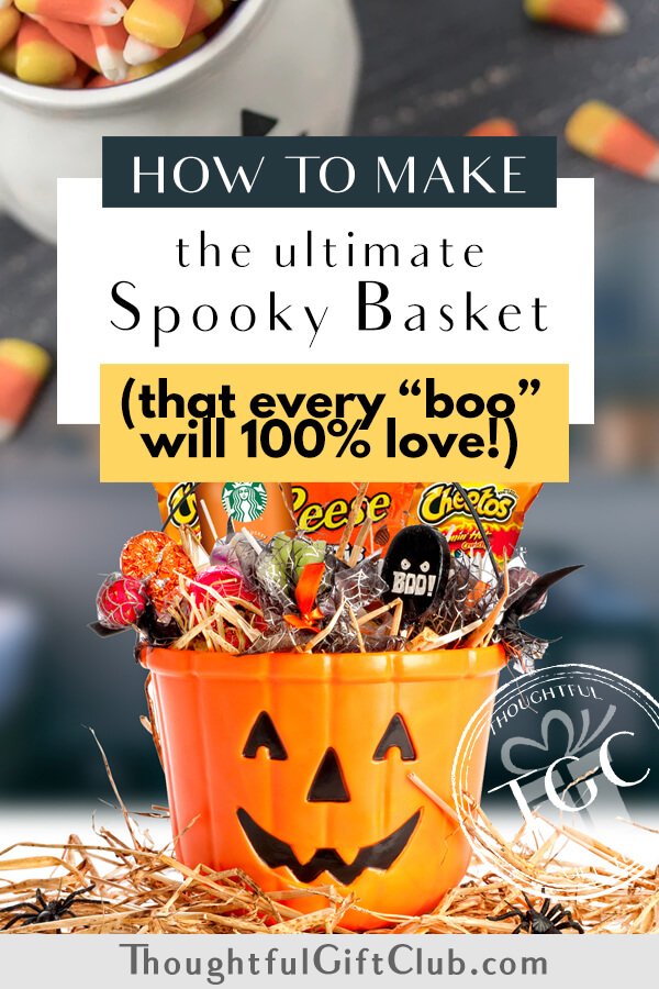 It's Officially Spooky Basket Season! Here's What They Are & How to Make One
