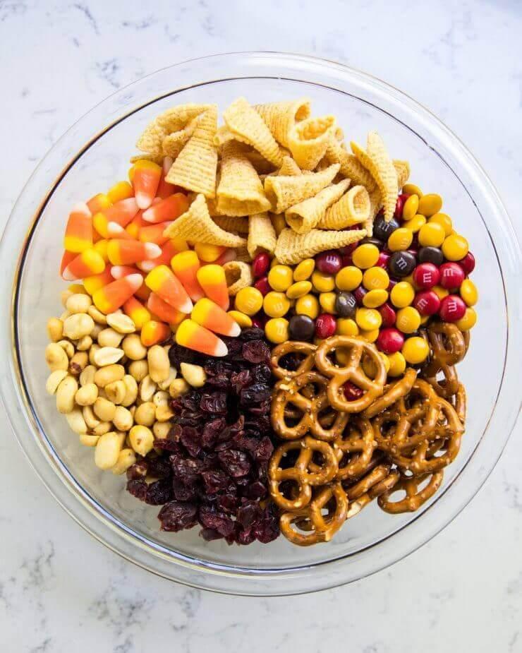 Thanksgiving mix