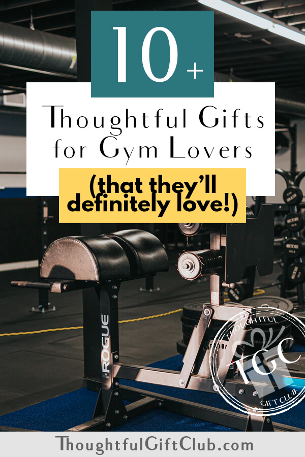 Thoughtful Gifts for Gym Lovers: Gym Gifts (for Every Budget!)