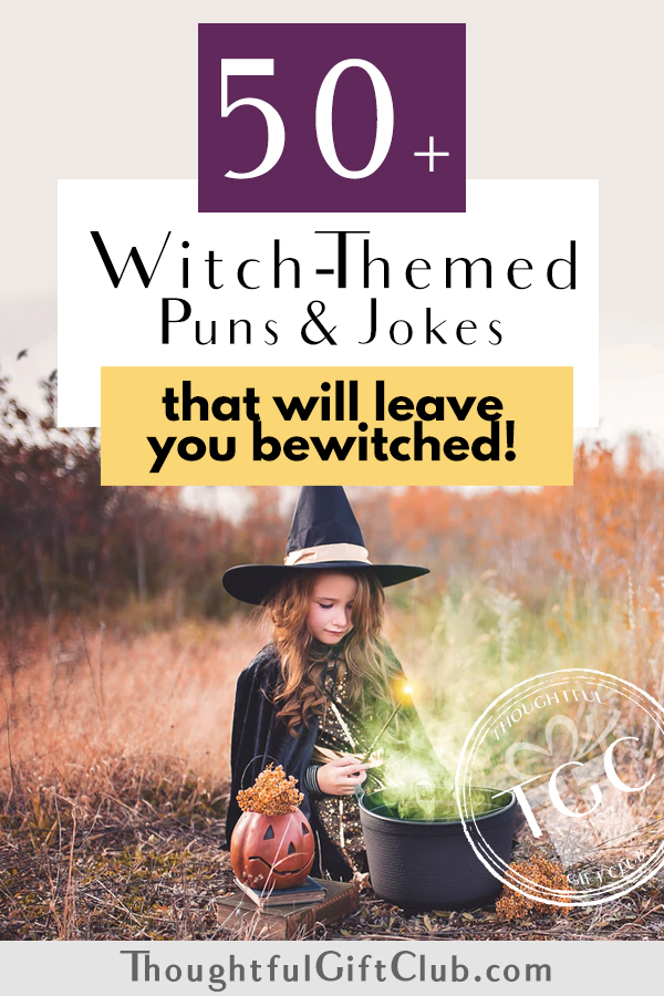 50+ Witch Puns & Jokes that Make for Bewitching Instagram Captions