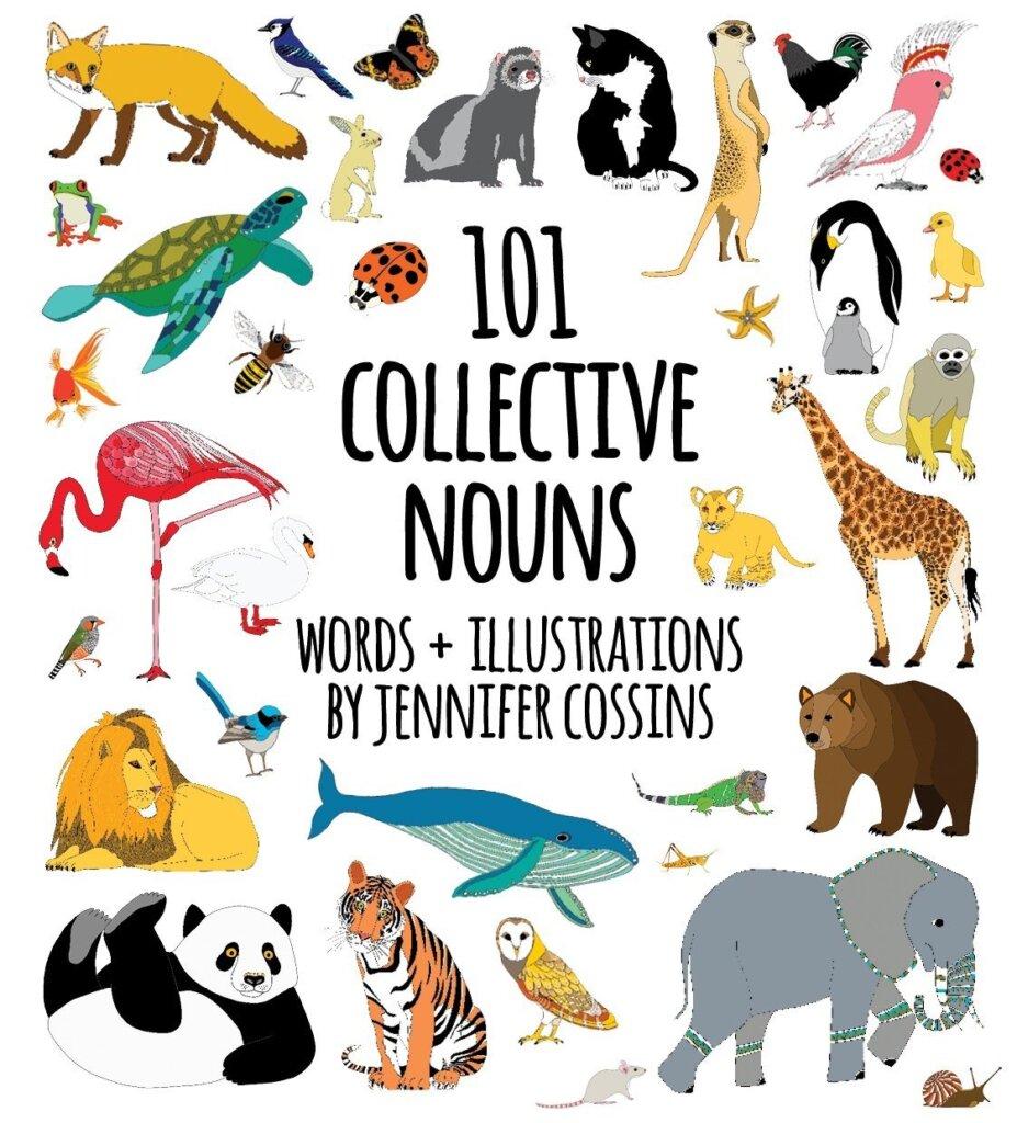 Collective nouns book