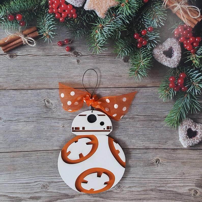 BB-8 ornament