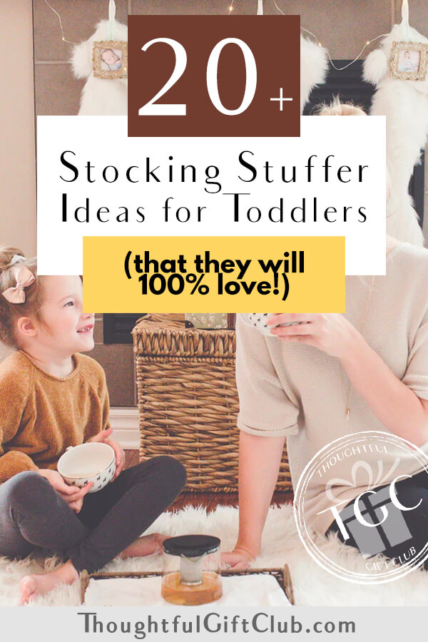 20+ Perfect Stocking Stuffers for Toddlers