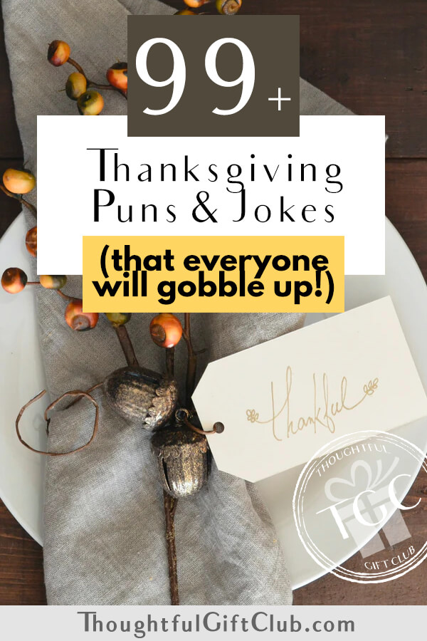 99+ Thanksgiving Puns and Jokes for Instagram Captions (That People Will Gobble Up!)