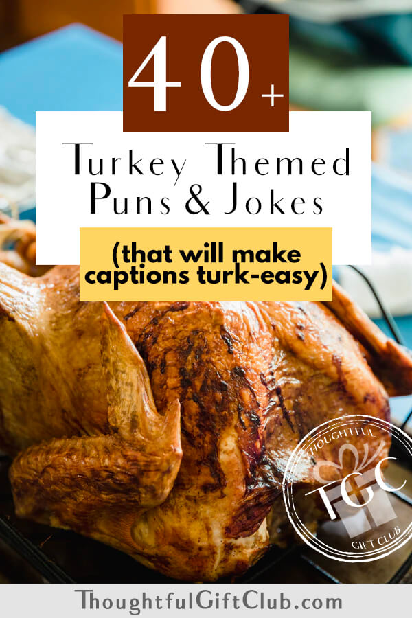 40+ Turkey Puns & Jokes for Plucking Hilarious Instagram Captions