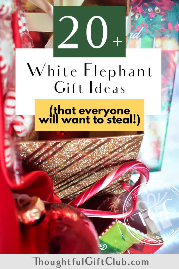 The 20+ Best White Elephant Gift Ideas That Everyone Will Want
