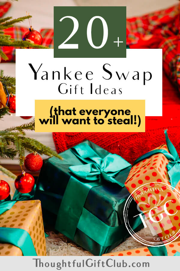 20+ Yankee Swap Ideas That You'll Want to Steal This Year