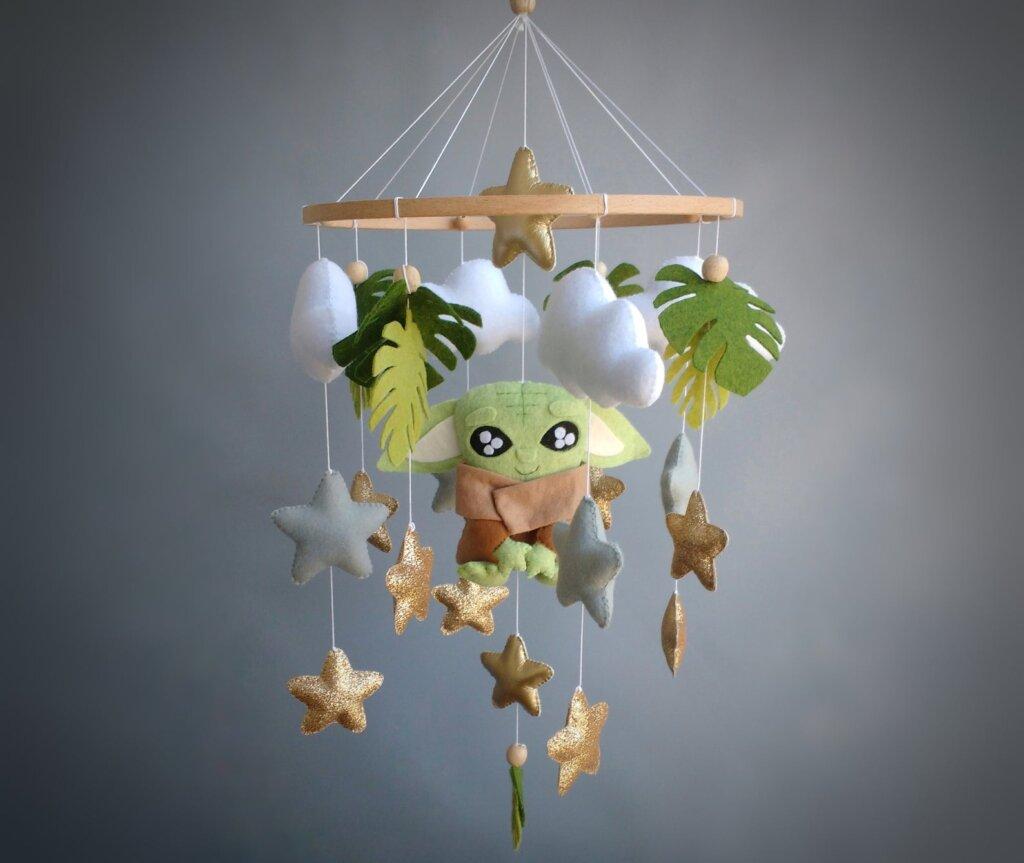 Baby Yoda mobile
