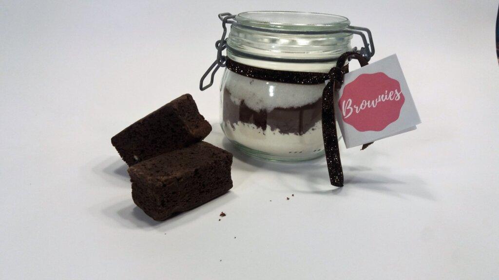 Brownie cookie mix