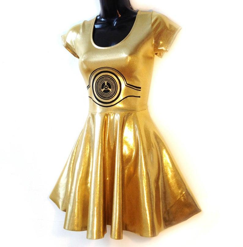 C-3PO dress