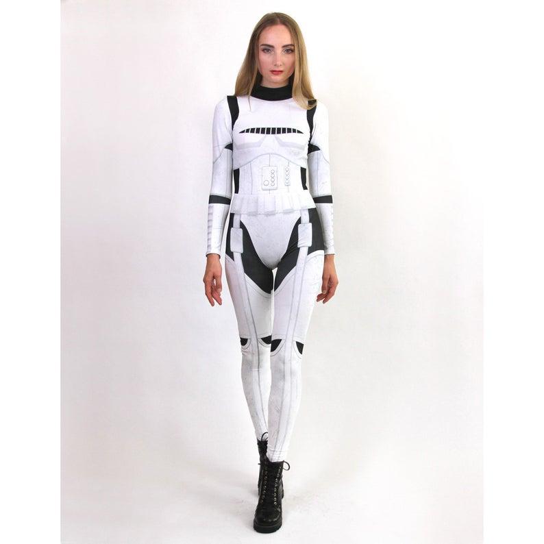Catsuit stormtrooper