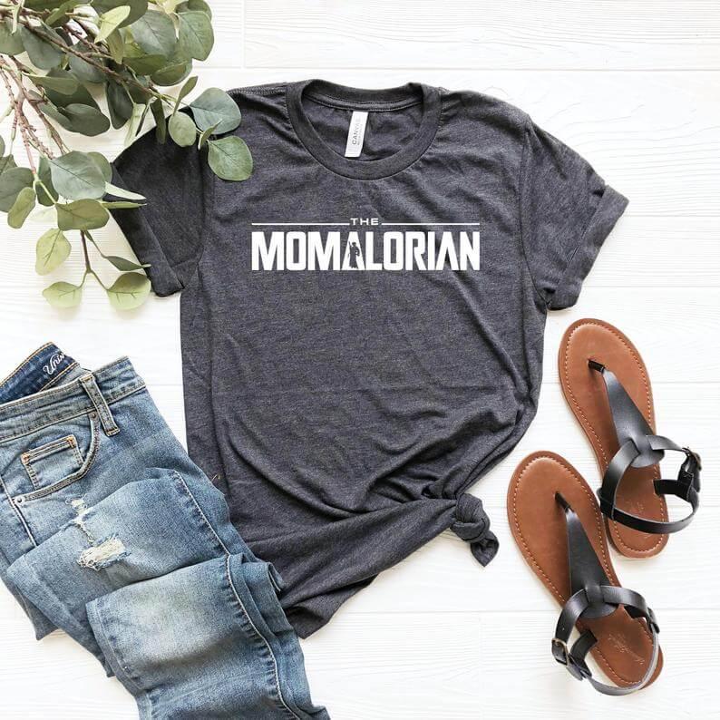 Momalorian shirt