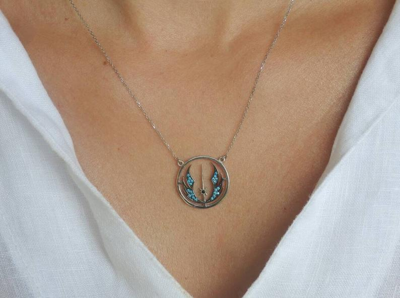 Jedi necklace