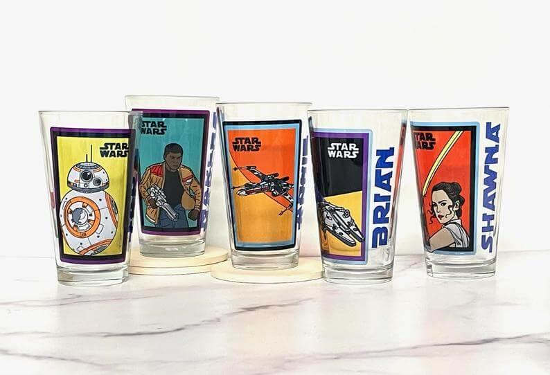 Star Wars personalized mugs