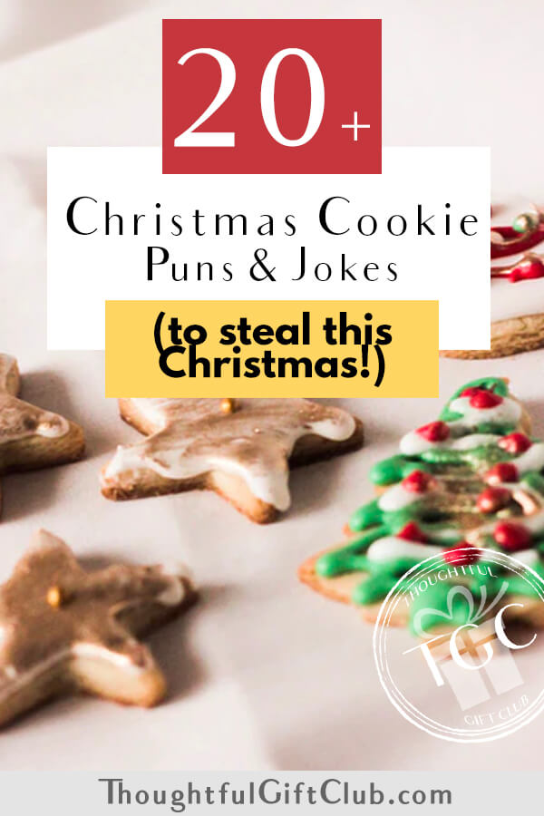 The 20+ Best Christmas Cookie Puns to Make Your Day Sweeter