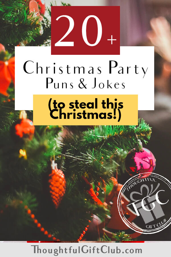 20+ Christmas Party Puns to Help You Sleigh Your Instagram Captions This Year