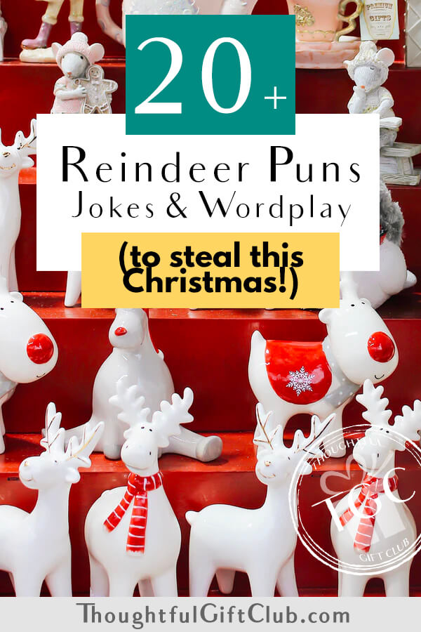 The 20+ Best Reindeer Puns & Wordplay that are Guaranteed to Sleigh