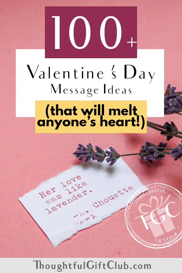 100+ Best Valentine's Day Quotes & Message Ideas