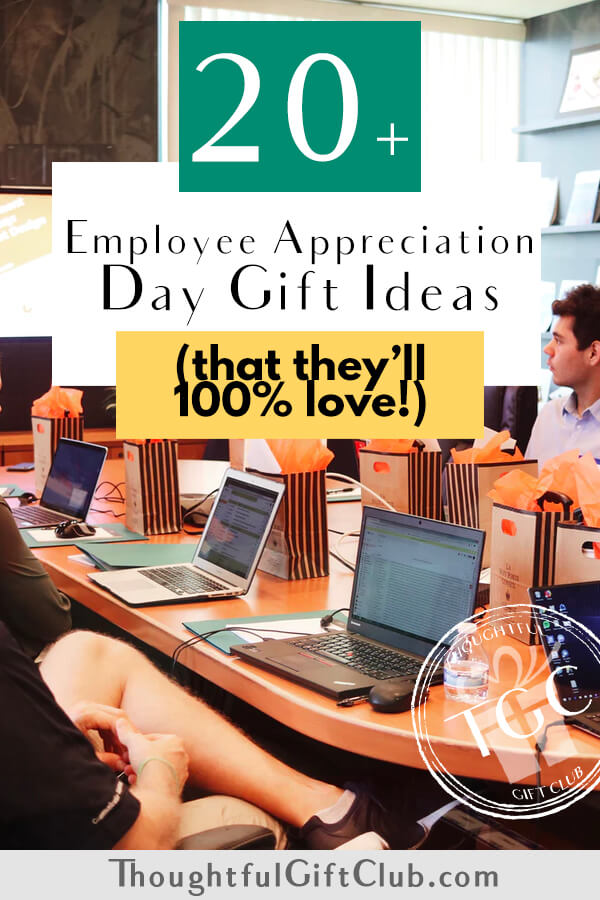 20+ Employee Appreciation Day Gifts that Everyone Will Love!