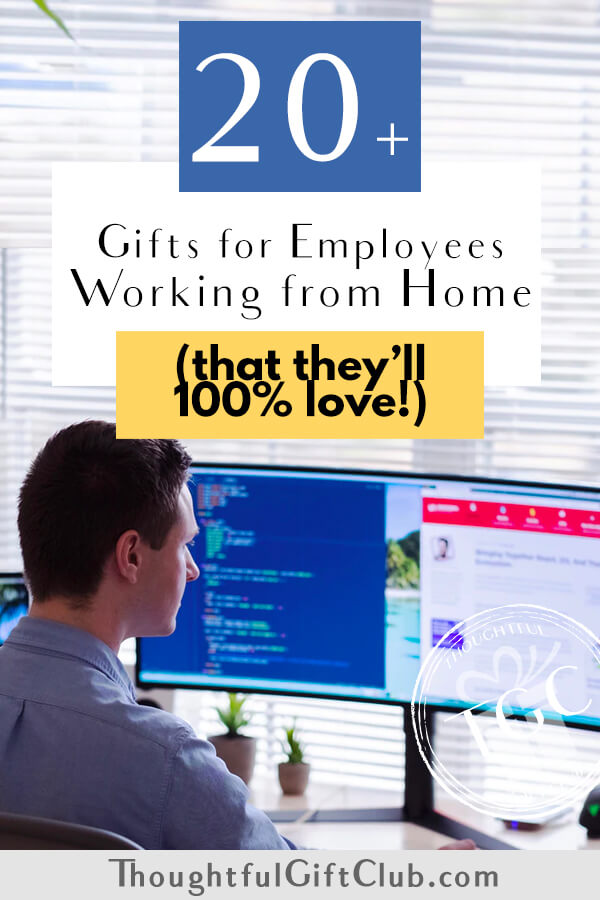 20+ Gifts for Employees Working from Home That Everyone Will Love!