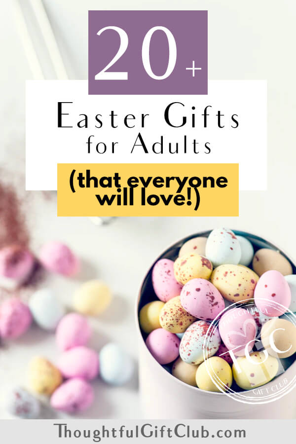 20+ Thoughtful Easter Gifts for Adults: Ideas for Every Budget!