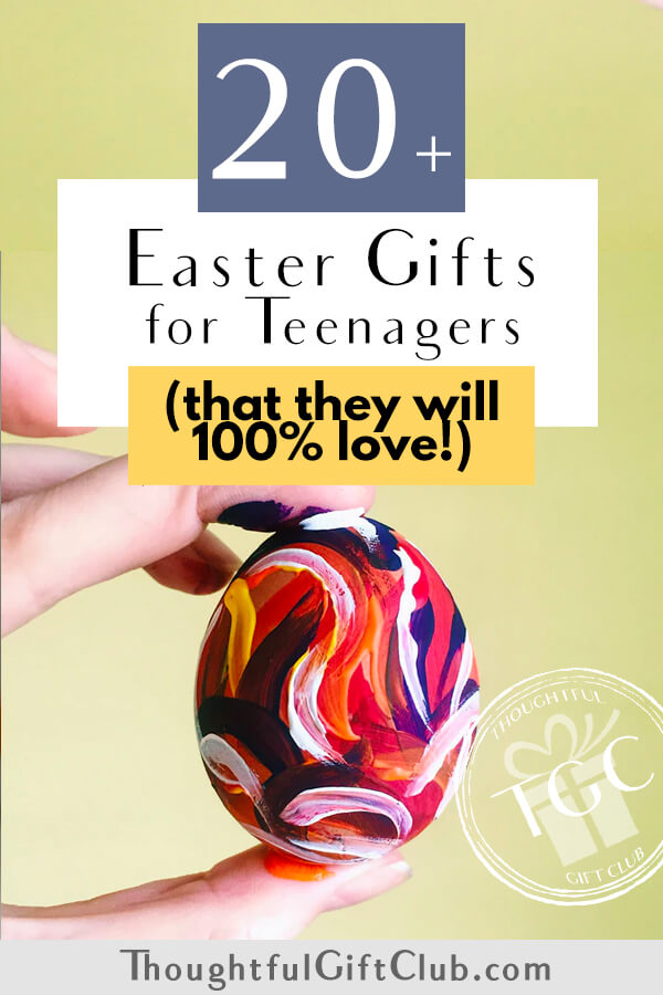 20+ Thoughtful Easter Gifts for Teens: Ideas for Every Budget!