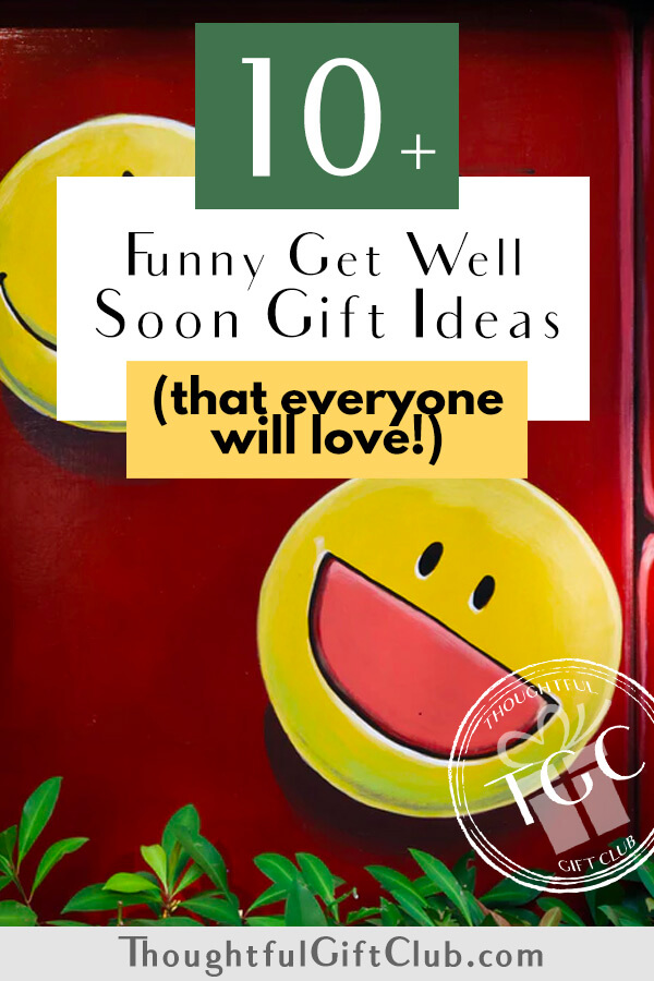 10+ Funny Get Well Soon Gifts That Will Make Anyone Smile