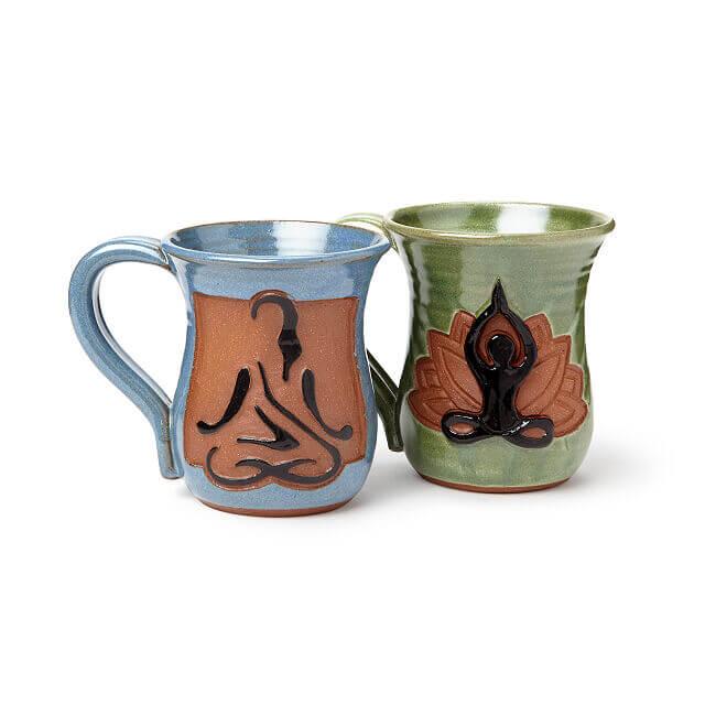 This Beautiful Mindful Yoga Mug